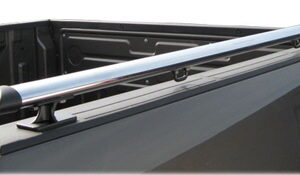 Luverne Aluminum Oval Bed Rails