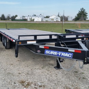 Sure-Trac Deckover Trailer