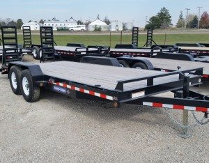 Sure-Trac Implement Trailer