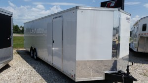 Look Enclosed Trailer