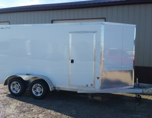 CargoPro Enclosed Trailer