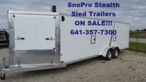 Snowmobile Trailers 2