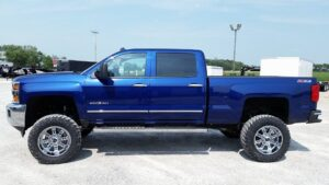 lifted chevy 2